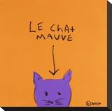 Le Chat Mauve