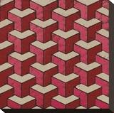3 Part Tumbling Block (Red)