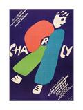 CHARLY  Polish poster  1968