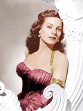 FLAME OF ARABY  Maureen O'Hara  1951