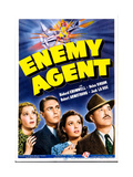 ENEMY AGENT  from left: Helen Vinson  Richard Cromwell  Marjorie Reynolds  Robert Armstrong  1940