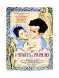 CHILDREN OF PARADISE  (aka LES ENFANTS DU PARADIS)  Maria Casares  Jean-Louis Barrault  1945