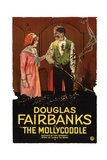 THE MOLLYCODDLE  from left: Ruth Renick  Douglas Fairbanks  1920