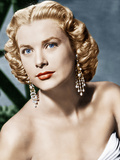 DIAL M FOR MURDER  Grace Kelly  portrait by Bert Six  1954