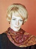 Maggie Smith  portrait calate 1960s