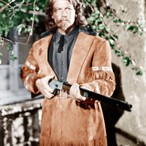 BUFFALO BILL  Joel McCrea  (as Buffalo Bill)  1944