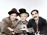 A Night at the Opera  Chico Marx  Harpo Marx  Groucho Marx  1935
