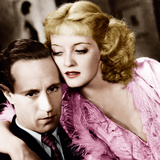 OF HUMAN BONDAGE  from left: Leslie Howard  Bette Davis  1934
