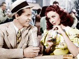 STATE FAIR  from left: Dana Andrews  Jeanne Crain  1945