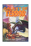 GALAXY OF TERROR  US poster  1981  © New World Pictures/courtesy Everett Collection