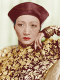 Anna May Wong  ca 1934
