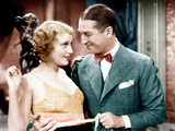 LOVE ME TONIGHT  from left: Jeanette MacDonald  Maurice Chevalier  1932