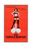 THE WHISTLE BLOWERS  US poster  1973