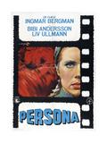PERSONA  Italian poster  Liv Ullmann  1966