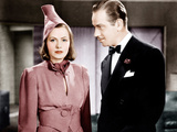 NINOTCHKA  from left: Greta Garbo  Melvyn Douglas  1939