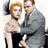 LOVE ME OR LEAVE ME  from left: Doris Day  James Cagney  1955