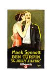 THE JOLLY JILTER  right: Ben Turpin  1927