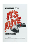 IT'S ALIVE  US poster  1974