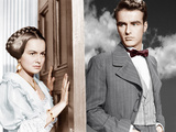 THE HEIRESS  from left: Olivia de Havilland  Montgomery Clift  1949