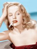 GUN CRAZY  (aka DEADLY IS THE FEMALE)  Peggy Cummins  1950