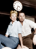 THE PAJAMA GAME  from left: Doris Day  John Raitt  1957