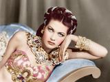 Yvonne De Carlo  ca 1940s