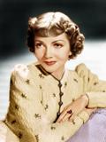 Claudette Colbert  ca 1939