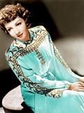 Claudette Colbert  ca 1940s