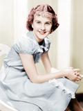 Deanna Durbin  ca 1936