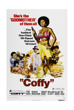 COFFY  US poster  Pam Grier  1973