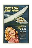 NON-STOP NEW YORK  bottom: Anna Lee  1937
