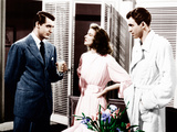 THE PHILADELPHIA STORY  from left: Cary Grant  Katharine Hepburn  James Stewart  1940