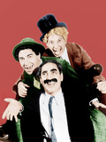 HORSE FEATHERS  from left: Groucho Marx  Chico Marx  Harpo Marx  1932