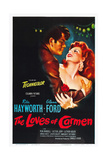 THE LOVES OF CARMEN  (aka LOS AMANTES DE CARMEN)  from left: Glenn Ford  Rita Hayworth  1948