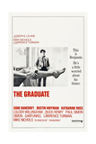 THE GRADUATE  US poster  Dustin Hoffman  1967