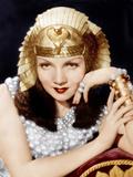 CLEOPATRA  Claudette Colbert  1934