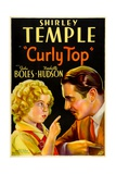CURLY TOP  Shirley Temple  John Boles  1935  instructing father