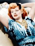 Lucille Ball  RKO publicity shot  ca 1940