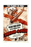 JUNIOR G-MEN  'Chapter 9: The Plunge of Peril'  1940