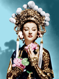 THE MASK OF FU MANCHU  Myrna Loy  1932