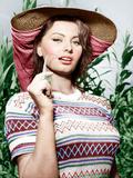 Sophia Loren  ca 1956