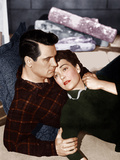 ALL THAT HEAVEN ALLOWS  from left: Rock Hudson  Jane Wyman  1955