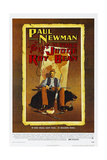 THE LIFE AND TIMES OF JUDGE ROY BEAN  US poster  Paul Newman  1972