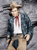 THE NAKED SPUR  James Stewart  1953