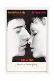 JOHN AND MARY  US poster  from left: Dustin Hoffman  Mia Farrow  1969