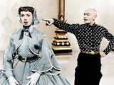 THE KING AND I  from left: Deborah Kerr  Yul Brynner  1956