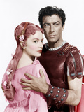 QUO VADIS  from left: Deborah Kerr  Robert Taylor  1951