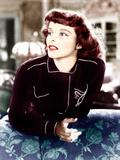 STAGE DOOR  Katharine Hepburn  1937
