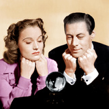 BLITHE SPIRIT  from left: Constance Cummings  Rex Harrison  1945