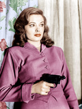 THE FALCON'S ALIBI  Jane Greer  1946